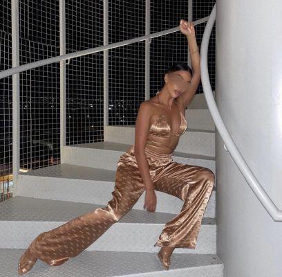 Вероника  — сексуальный массаж «Веточка сакуры»