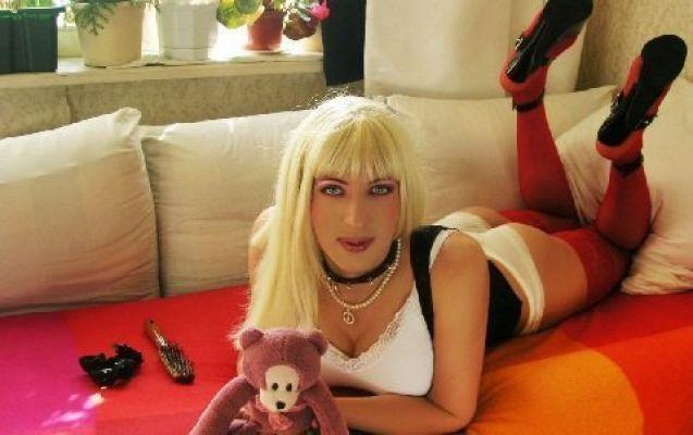 Транс-Леди Лола, эротические фото