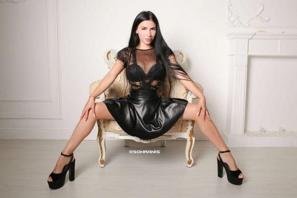 Виктория, фото с сайта sexosochi.online