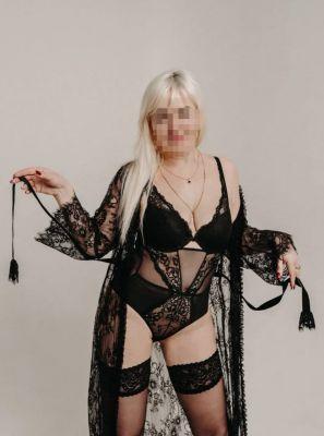 ЕЛЕНА АДЛЕР ИНДИ, 35 лет — домина БДСМ
