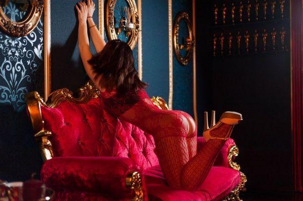 Светалана, фото с сайта sexosochi.online