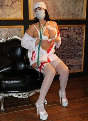 Студентка индивидуалка Медсестра-развратница, рост: 170, вес: 56