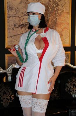 Медсестра-развратница, тел. 8 988 413-89-87 — Сочинская девушка по вызову