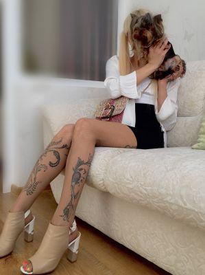 Лили — анкета проститутки, от 15000 руб. в час