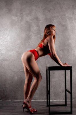 Юлия Инди Адлер — проститутка big size