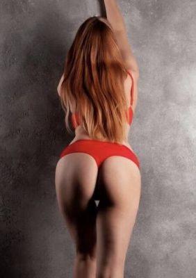 Юлия Инди Адлер, рост: 175, вес: 65