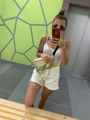 Ника  — проститутка студентка от 4000 руб. в час