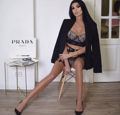 Анита — закажите эту проститутку онлайн в Сочи