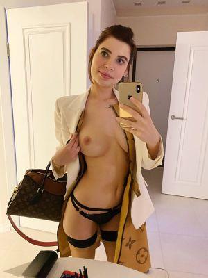 Элитная девушка Юлия, эротические фото