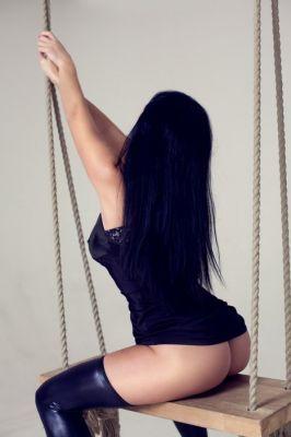 Ксюша, фото с сайта sexosochi.online