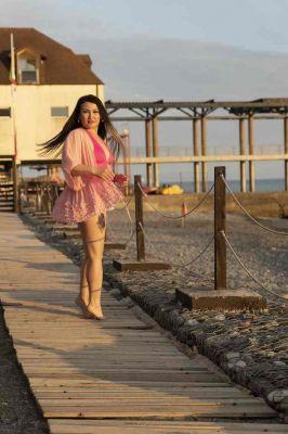 Жанна Азиаточка — проститутка с большими формами, 34 лет