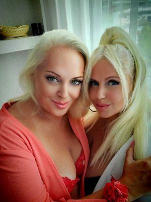 Лиза и Женя  — проститутка для девушек от 10000 руб. в час