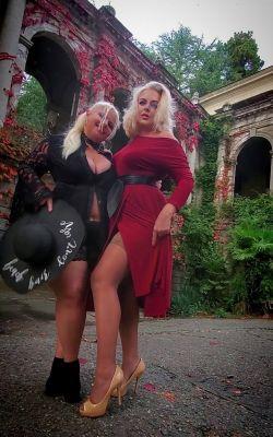 Сестры Зайцевы, тел. 8 967 102-41-33 — проститутка со страпоном в г. Сочи