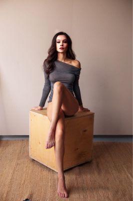 Ариша — проститутка студентка от 5000 руб. в час