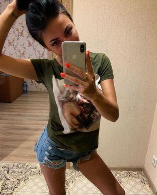 проверенная проститутка Яна, 19 лет