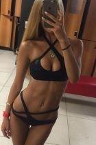 Кира, рост: 168, вес: 52 — проститутка с аналом