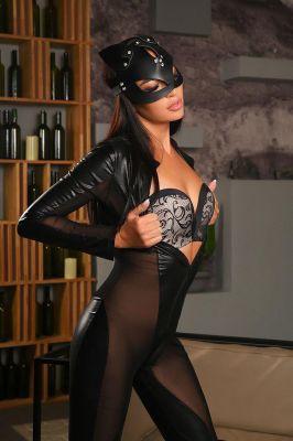 Кристина  русская проститутка онлайн