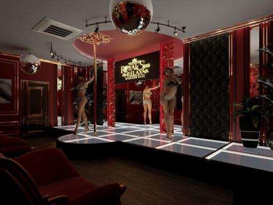 VIP проститутка ROYAL SPA RELAX, рост: 170, вес: 57