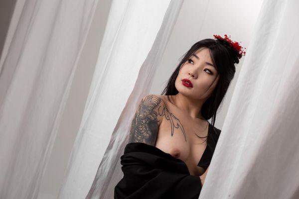 VIP девушка Юми, рост: 170, вес: 53