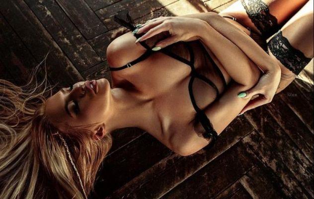 Полина, рост: 172, вес: 55 — госпожа БДСМ, закажите онлайн
