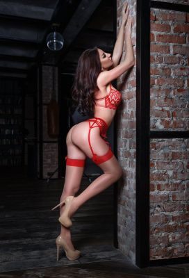 Лика — проститутка БДСМ в Сочи