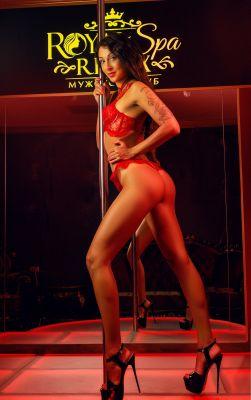 Фая, рост: 167, вес: 55 — проститутка с аналом