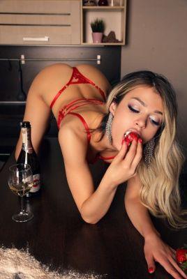 Анна, рост: 164, вес: 54 — проститутка с аналом